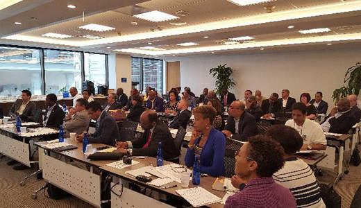 The Caribbean Association of Banks Inc. Holds A Successful CEO Forum On De-Risking